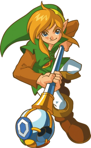 File:Link and the Rod of Seasons.png
