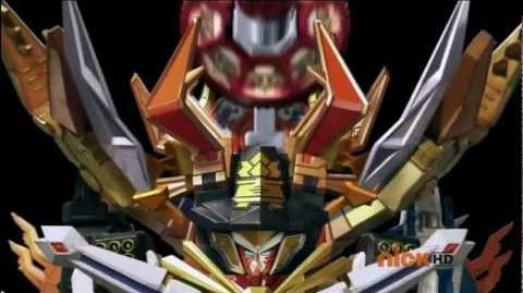 All Megazord Transformations pt