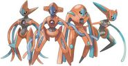 Deoxys Forms