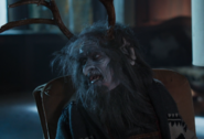 Krampus Your Pretty Face is going to Hell