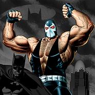Bane DC Comics Character
