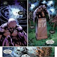 Black Lantern Dove 01
