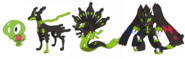 Zygarde Forms
