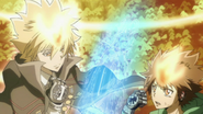 Giotto Appears Before Tsuna 2