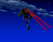 Vilgax flying