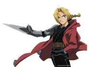 Ed Elric Blade