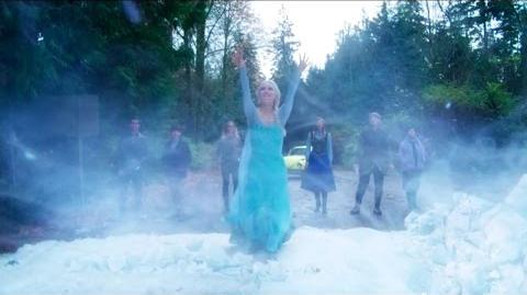 Once Upon A Time 4x11 - Emma senses remaining magic