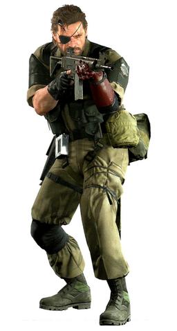 File:Venom Snake (CGI render).png