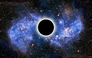 1.13743-C0141244-Black hole artwork-SPL-1