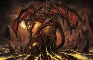 Fire dragon by skaichu-d4b658m