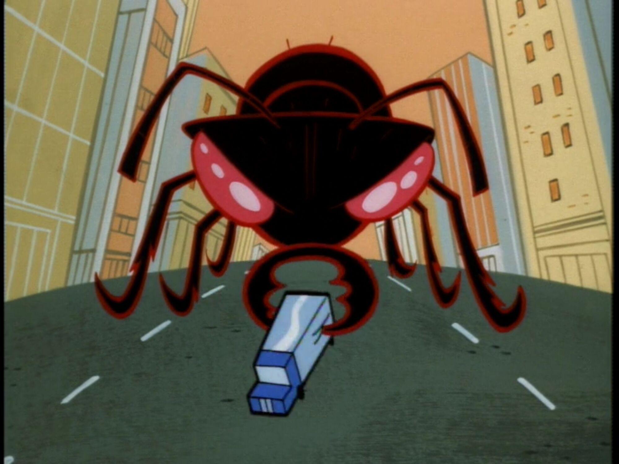 giant ant powerpuff girls wiki fandom powered by wikia