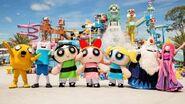 Powerpuff Girls at Cartoon Network Amazone