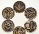 Dino Medal