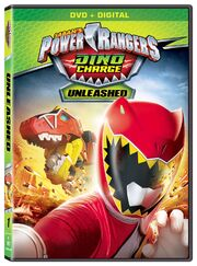 Power Rangers Dino Charge- Unleashed