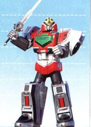 Time-force-megazord-modered