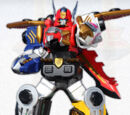 Comparison:Gosei Great vs. Gosei Great Megazord