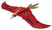 Legacy Firebird Thunderzord