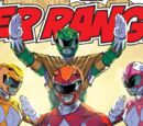 Mighty Morphin Power Rangers (2016 comic team)