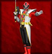 Super Shinken Red (Dice-O)