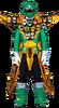 Gokai-greengold