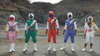 Royal Flush Sentai