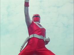 Red Mask Gaoranger vs. Super Sentai