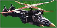 Samurai Star Chopper zord
