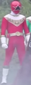 Zeo Red in Legendary Battle