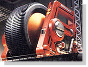 Defender wheel