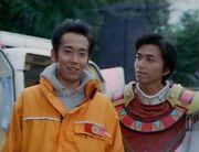 Matoi & Ryouma