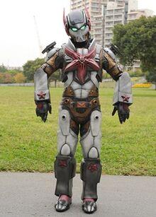Rico the robot character rangerwiki wikia - Robot power rangers megaforce ...