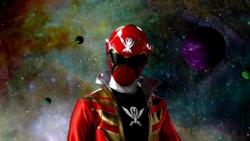 Gokai Red tab