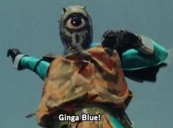 Monomenian Ginga Blue