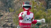 Red1 (Super Hero Taisen)