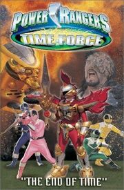 Power Rangers Time Force- The End of Time