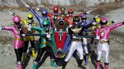 Super Sentai Bazooka