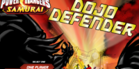 Power Rangers Samurai: Dojo Defender