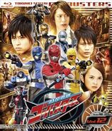 Go-Busters Blu-ray Vol 12