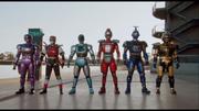 Gokai Change - Metal Heroes