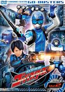 Go-Busters DVD Vol 2