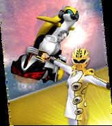 Jungle Fury Penguin Zord Megazord Madness