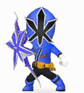 File:Blue Samurai Ranger In Power Rangers Dash.jpg