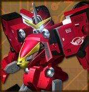 Go-Buster Ace (Dice-O)