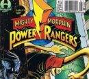 Mighty Morphin Power Rangers (Hamilton) Vol. 2 Issue 1