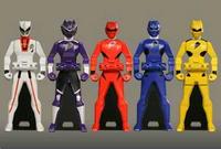 Gekiranger Ranger Keys