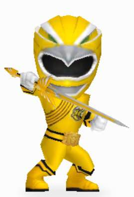 File:Yellow Wild Force Ranger in Power Rangers Dash.jpg