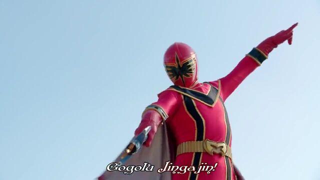 File:MagiRed (Super Hero Taisen).jpg