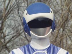 Choujuu Sentai Liveman, Blue Dolphin 01