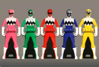 Gingaman Ranger Keys