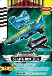 Seaick Brother card